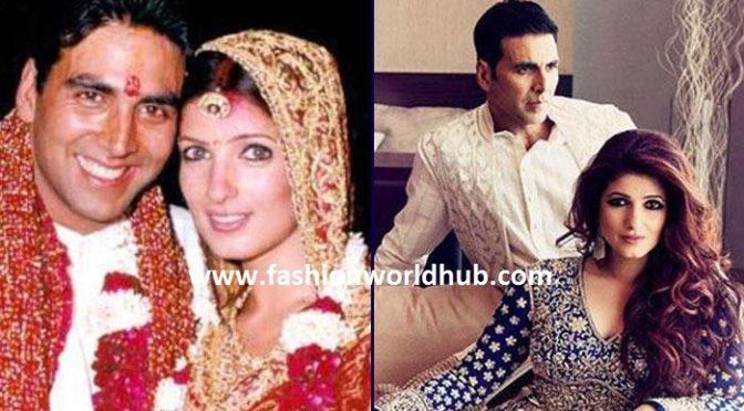 16th Wedding Anniversary photos of Akshay kumar & Twinkle khanna
