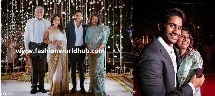 Chay with his step father and mother-min
