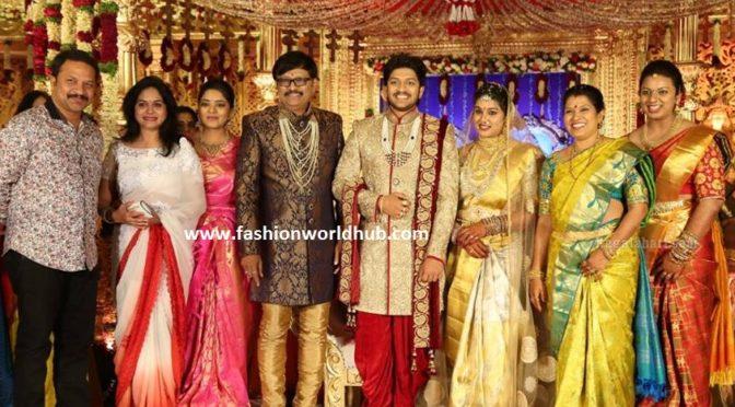 Music director Koti son Rajeev Wedding photos!