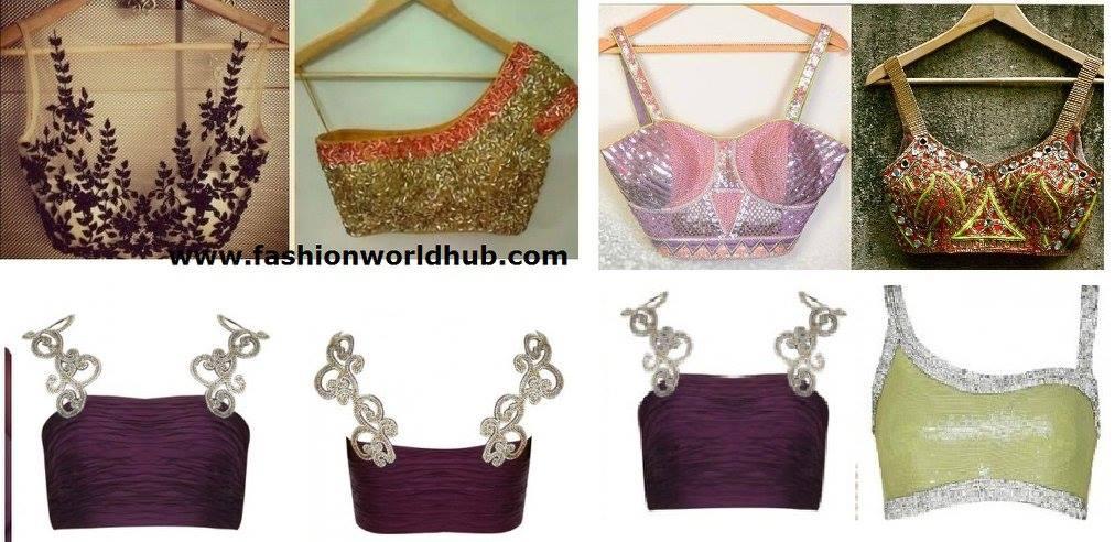 Latest blouses fashionworldhub