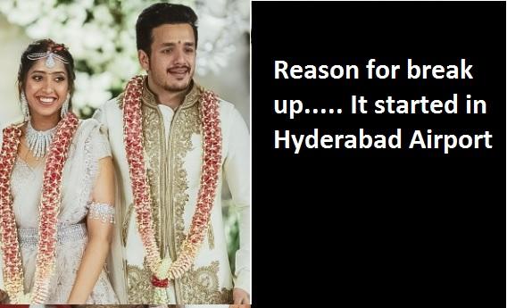 Reason Why Akhil & Shriya Wedding is cancelled!