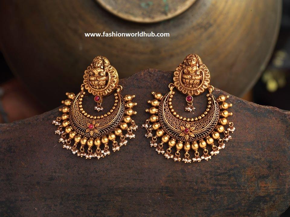 ear rings @navrathanjewellers - Navrathan Jewellers