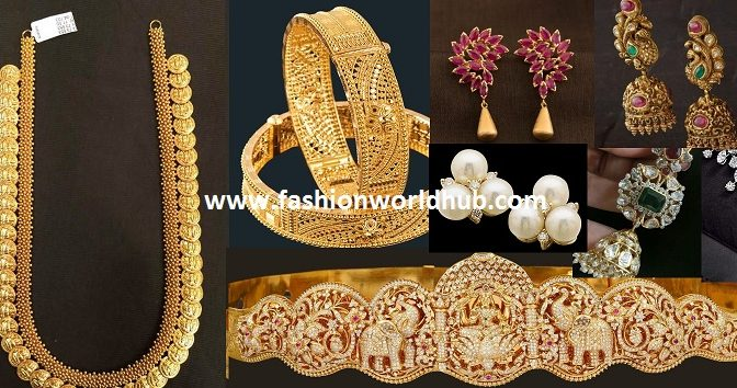 Know about 7 week jewellery ( yedu Varala nagalu)