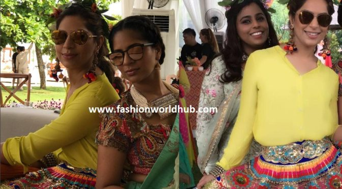 Photos: Upasana Kamineni & Reddy Family BIG FAAT Wedding