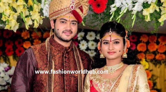 Serial Iddaru ammayilu Fame actress Vishnu priya Wedding