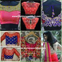 maggam blouses
