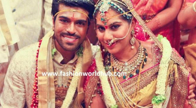Happy Wedding Anniversary to Ramcharan & upasana