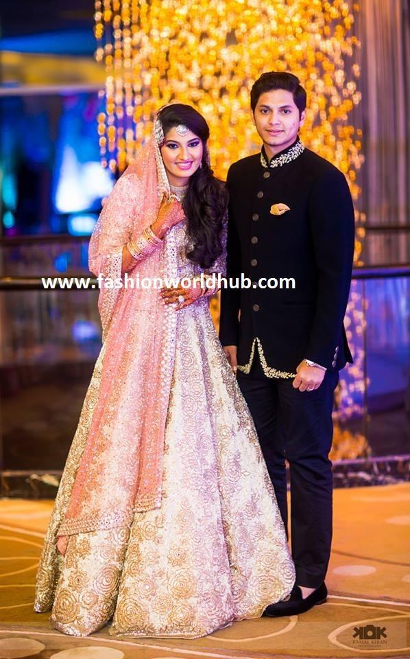 sania sister with her husband