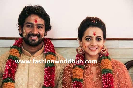 bhavana -engagement photos