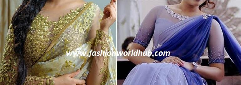 blouse desings 2