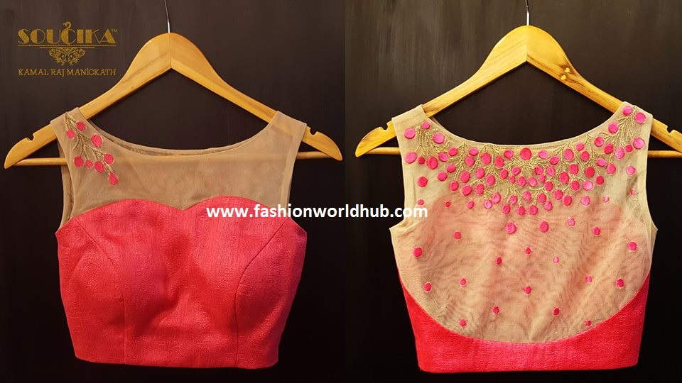 fashionworldhub-blouse designs1