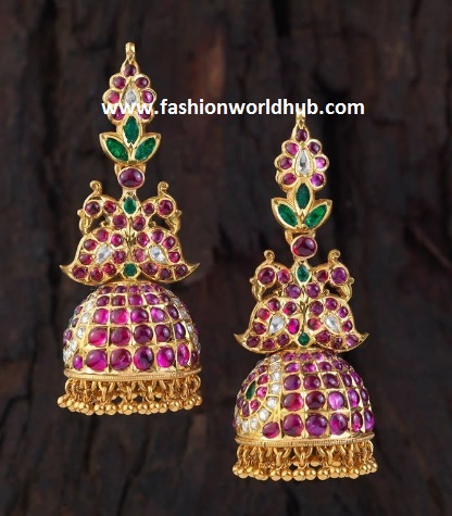 gold ear rings-fashionworldhub