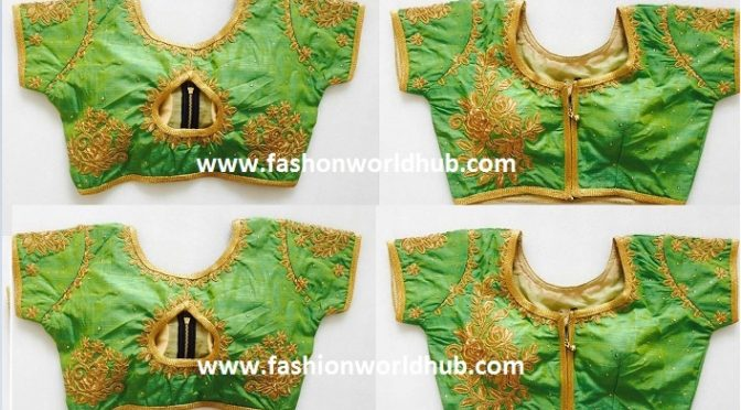 Ready made designer blouse – INR 550 RS