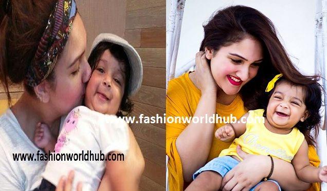 Adorable photos of Sridevi vijaykumar daughter Rupika photos!