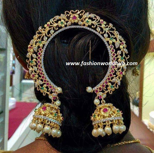hair clips with jumkhas
