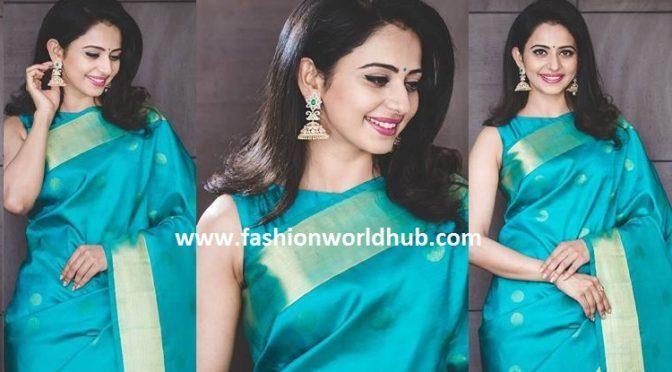 Rakul preet singh at South india shopping mall launch