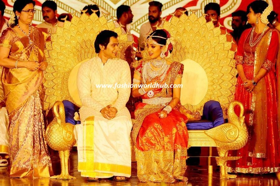 ravi pillai daughter wedding