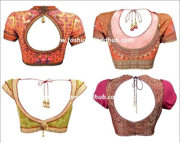 saree dori designs