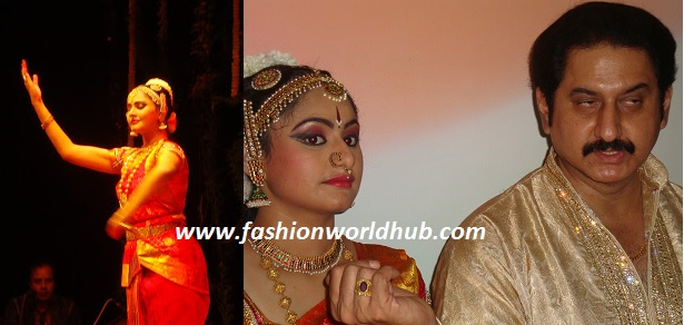 Suman daughter in Traditional wear~ Fashionworldhub~