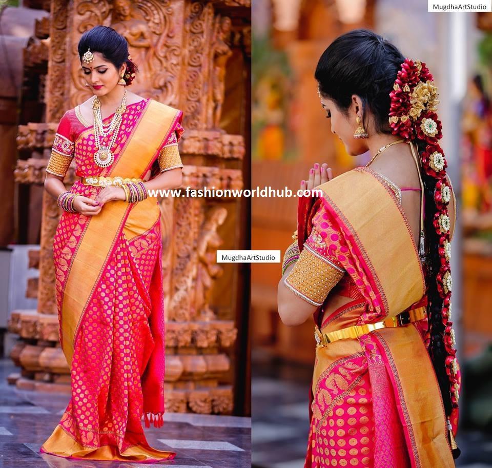vidhatri sarees - fashionworldhub