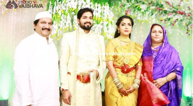 Singer Mano daughter Wedding & Reception photos!
