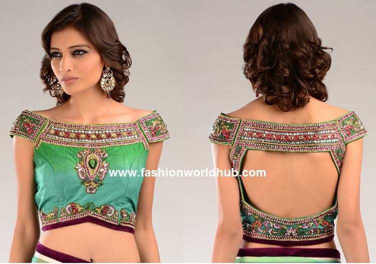 flawless blouse designs