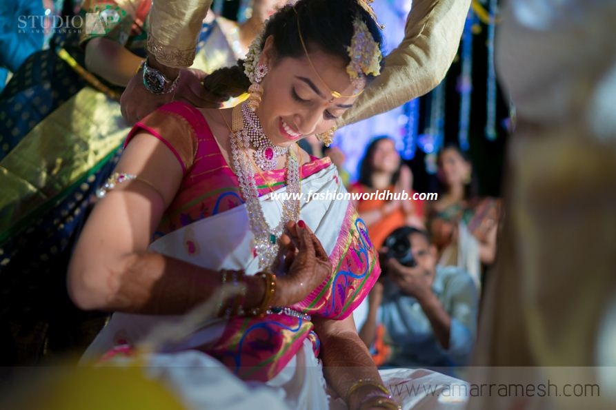 kavya wedding photos5
