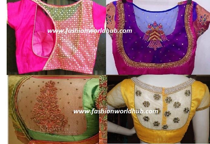 net blouse designs2