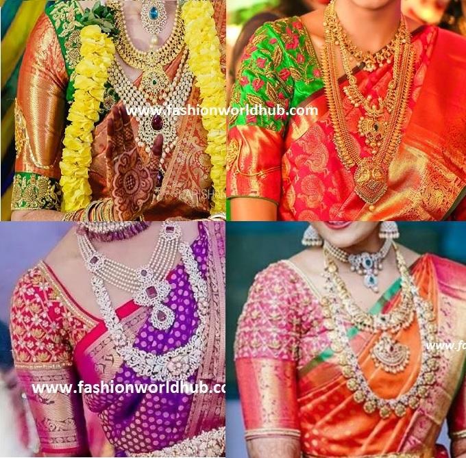 border blouse designs