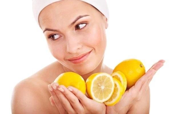 lemon facepack