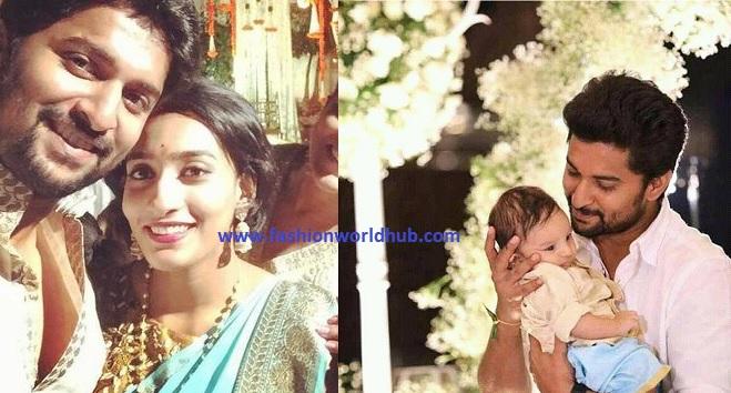 Actor Nani Son Arjun Latest Photos!
