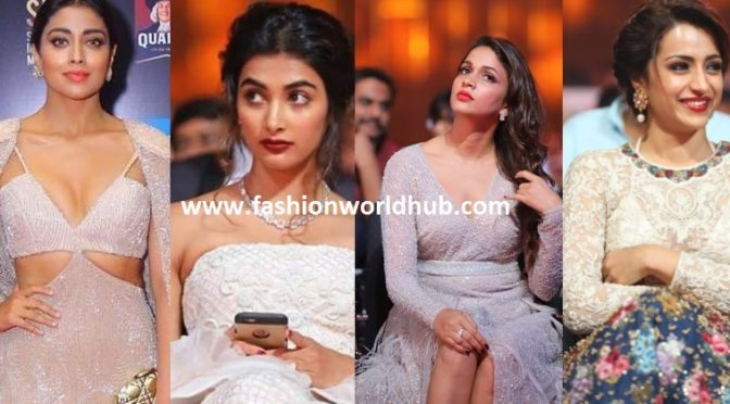 Celebrities at SIIMA AWARDS 2017