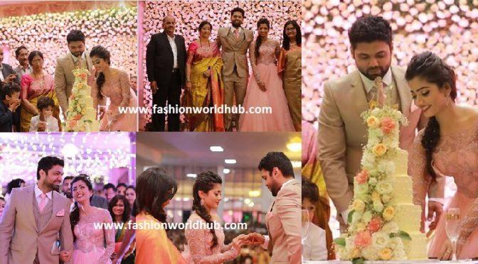 Kirik Party couple Rakshit Shetty and Rashmika Mandanna engagement photos!