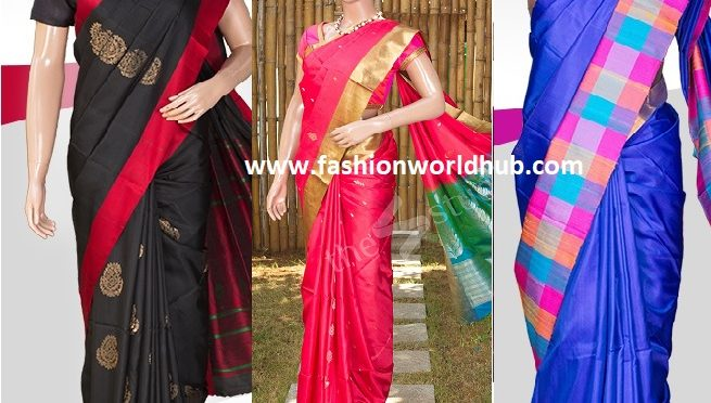 Ethnic Sarees collections from The S Studio