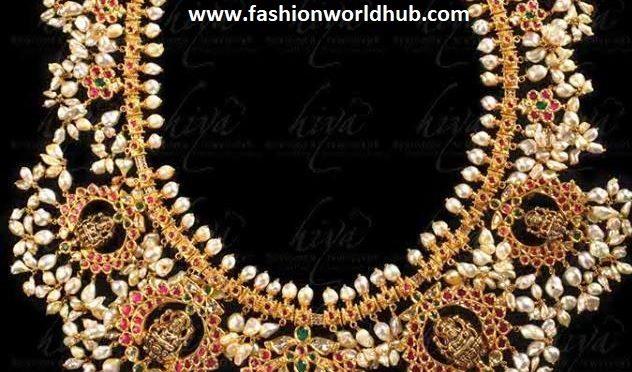 Lakshmi Guttapusala necklace – Hiya designer jewellers