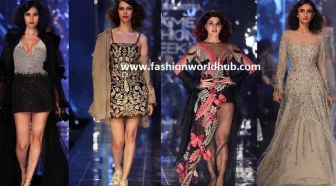 Manish Malhotra at Lakme Fashion week 2017