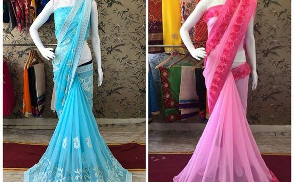 TWO sarees just 1280 RS!!!