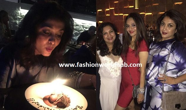Ramya krishna 47th Birthday celebration photos