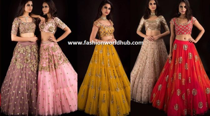 Best Bridal Lehenga Designers from Hyderabad