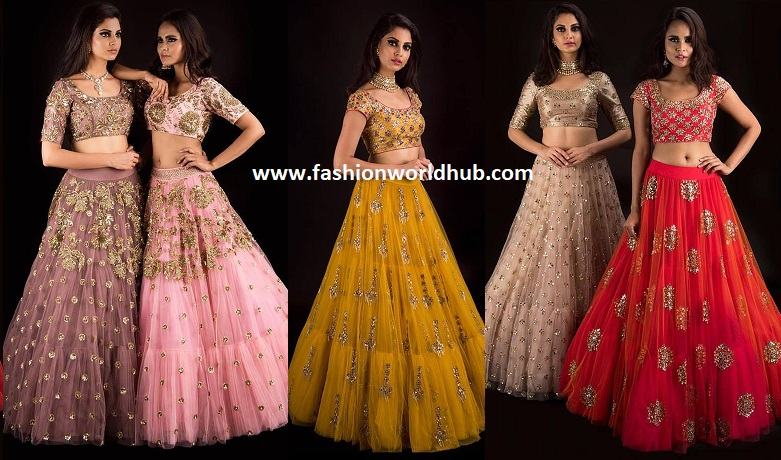 Best Bridal Lehenga Designers From Hyderabad Fashionworldhub