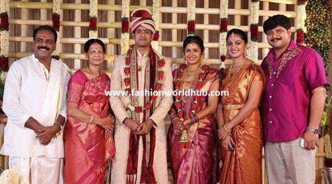 Anushka family photo.
