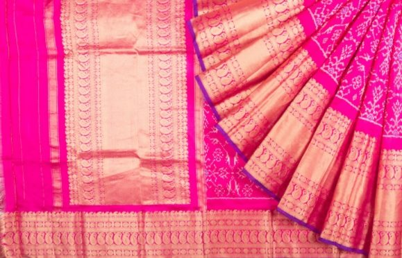 Ikkat Silk sarees from  Kankatala ( BUY ONLINE)