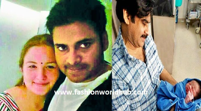 Congratulations Pawan Kalyan and Anna Lezhneva! Its a baby boy for the couple.