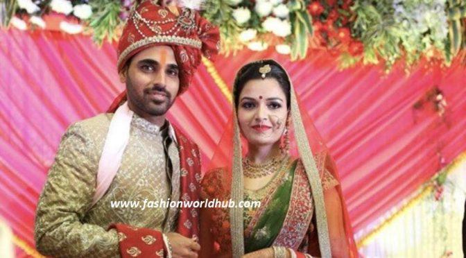 Cricketer Bhuvneshwar Kumar Married!