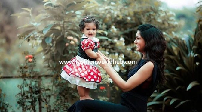 Adorable picture of Allu arjun daughter Allu Arha