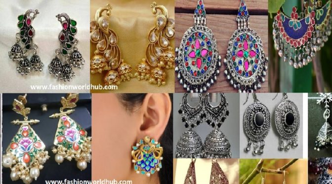 Gorgeous Earrings To Elevate Your Ethnic Outfits