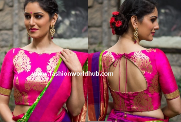 6c3f4b891a302e Looking to buy this blouses from click HERE!! to buy online