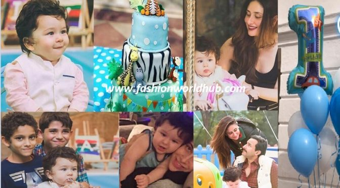Taimur Ali Khan turns one: Nawab birthday celebrations at Pataudi Palace!