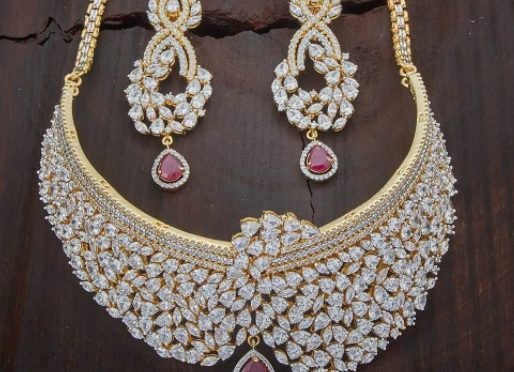 Beautiful one gram gold collections from Kushal's Fashion Jewellery ( Buy online)