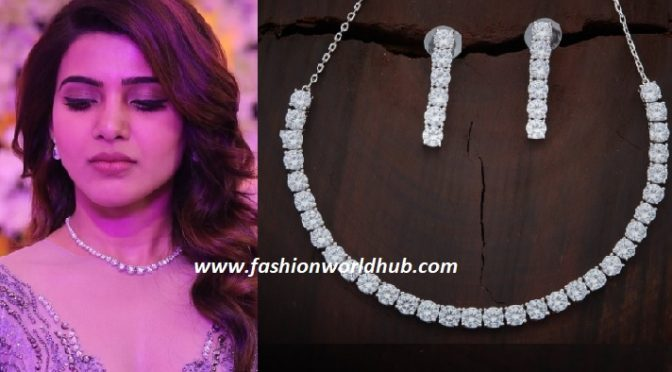 Zircon Necklace ( buy online)